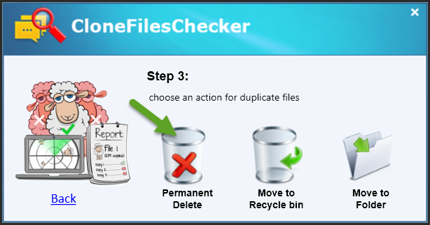 how to permanently delete trashed files