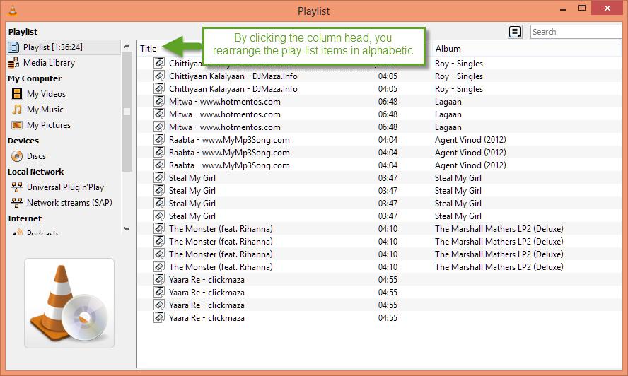 Remove Duplicate Tracks in VLC | Clone Files Checker Blog